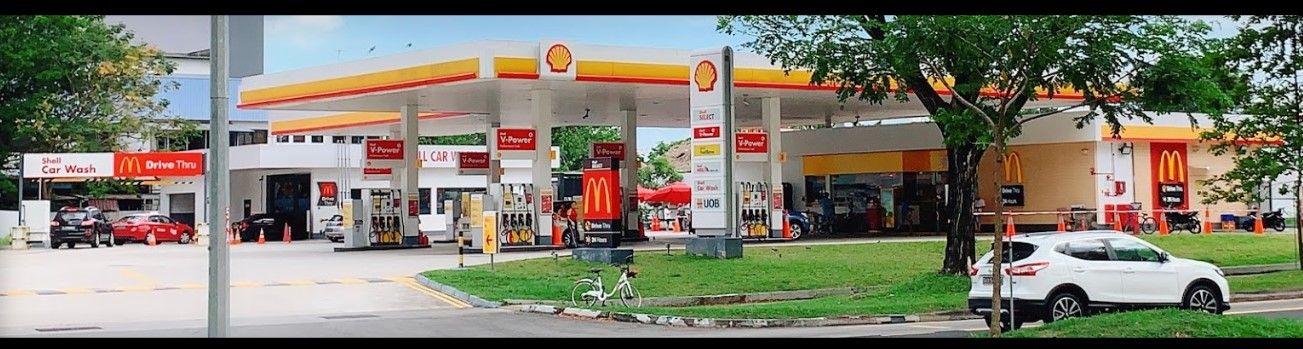 Shell @ Hougang Ave 3